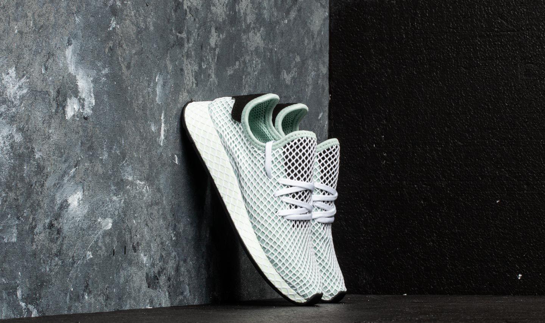 adidas Deerupt Runner W Ash Green Ash Green Core Black - zdjęcie 1 3688dd18a