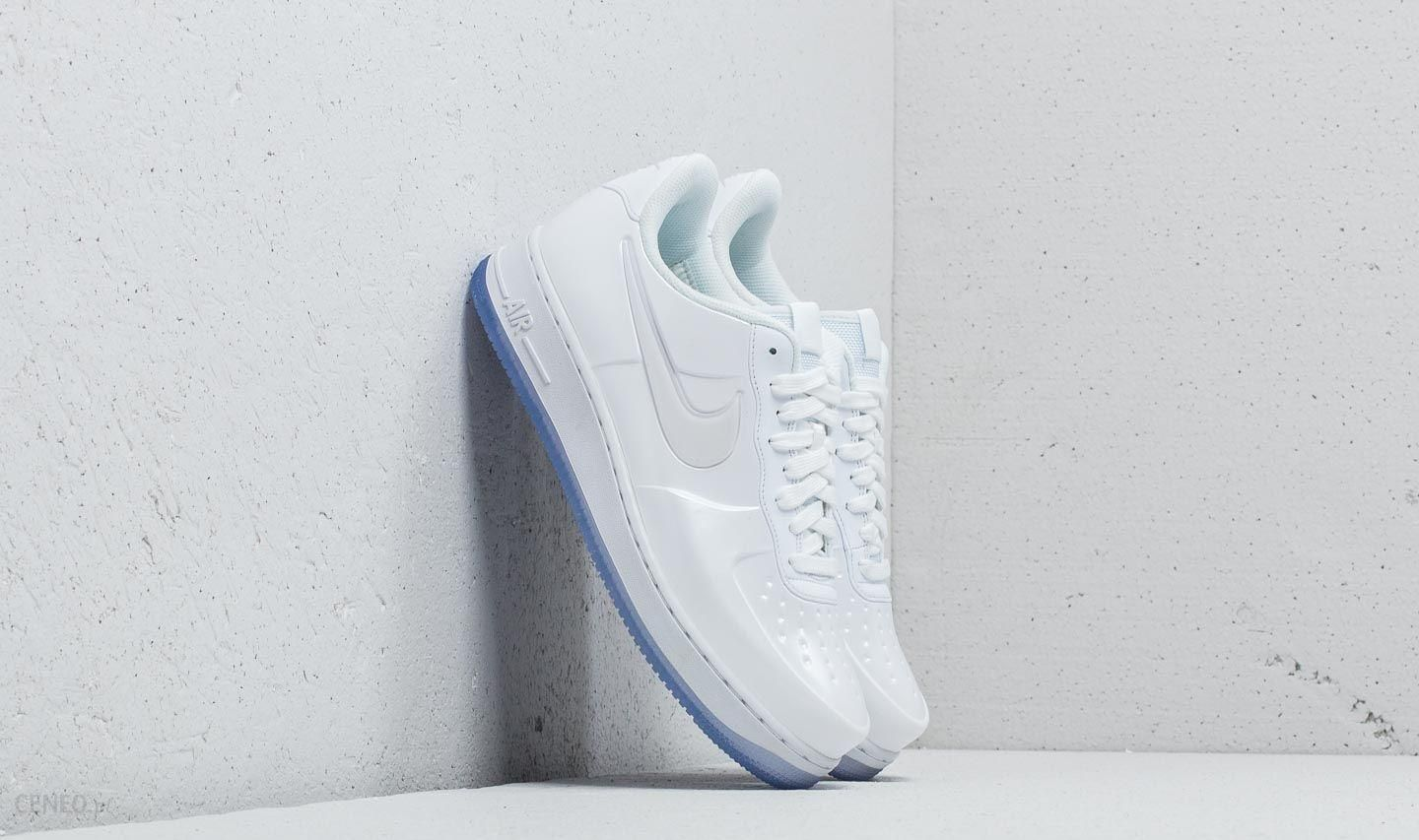 watch b7342 d38c7 Nike Air Force 1 Foamposite Pro Cup White/ White