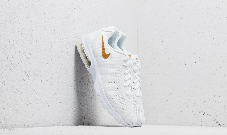 Nike Air Max Invigor (GS) White Metallic Gold