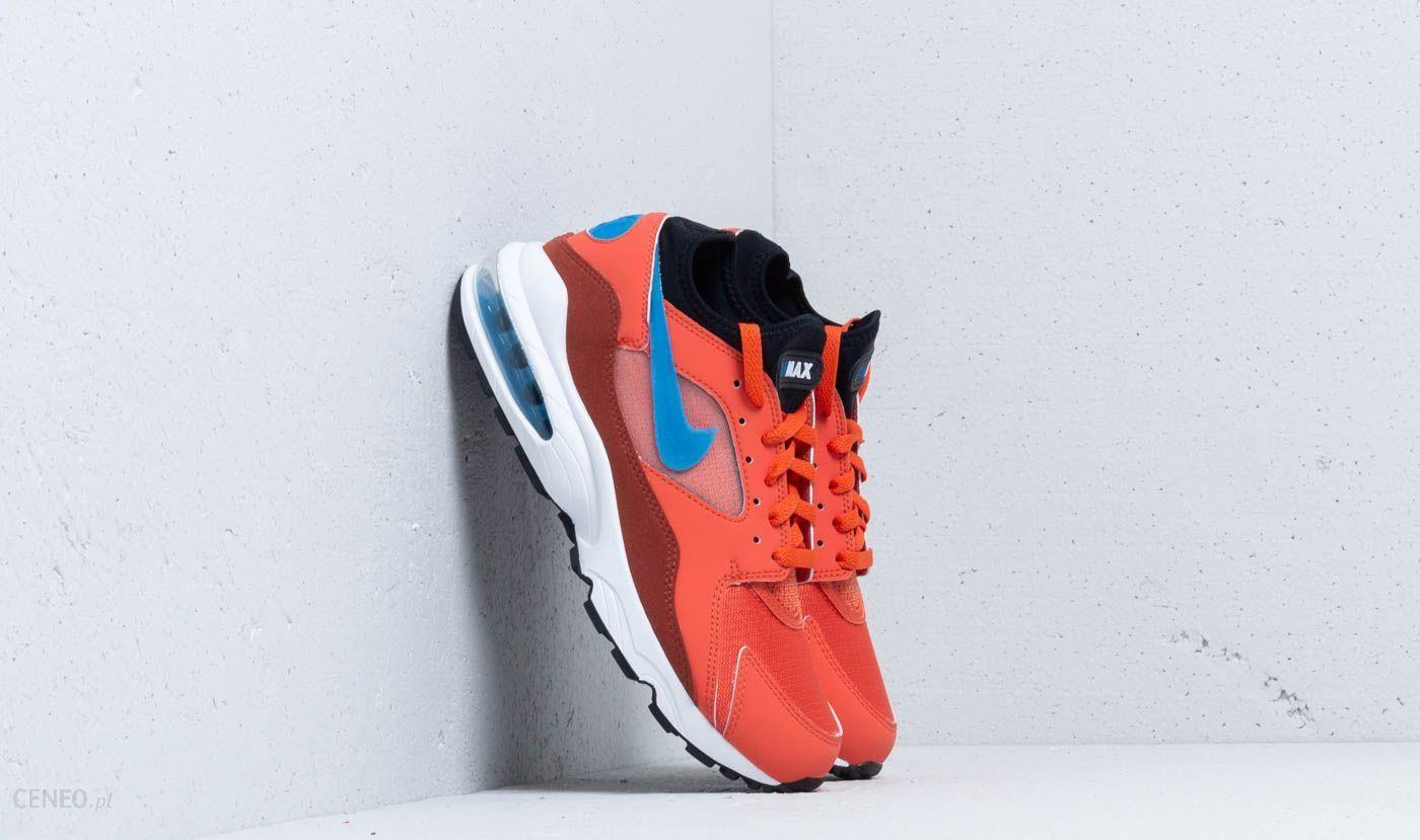 huge discount 3be15 ec977 Nike Air Max 93 Vintage Coral Blue Nebula - zdjęcie 1