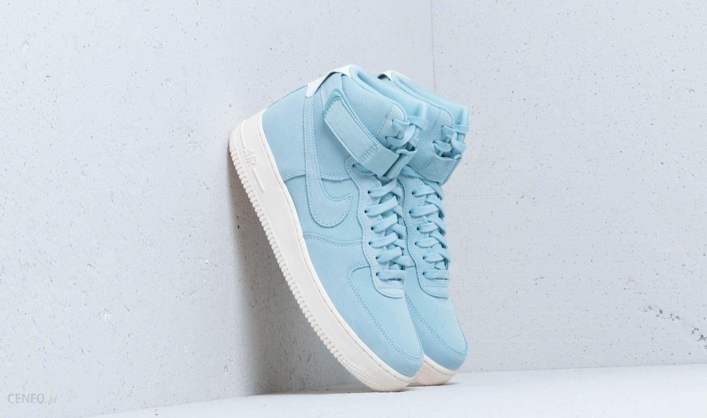 Nike Air Force 1 High 07 Suede Ocean Bliss