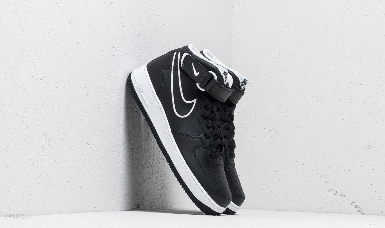 Nike Men Nikelab Air Force 1 Low (black black black sail)