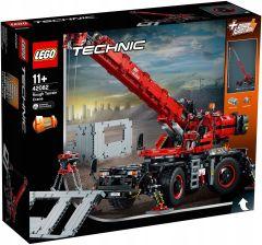 Klocki Lego Technic Dźwig 42082 Ceny I Opinie Ceneopl