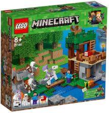 18452a556 Klocki Lego Minecraft Jaskinia Zombie 21141 - Ceny i opinie - Ceneo.pl
