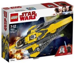 Lego Star Wars Jedi Starfighter Anakina 75214