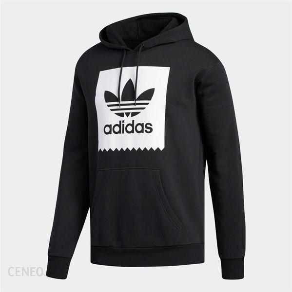Bluza z kapturem adidas Solid Bb HD (blackwhite)