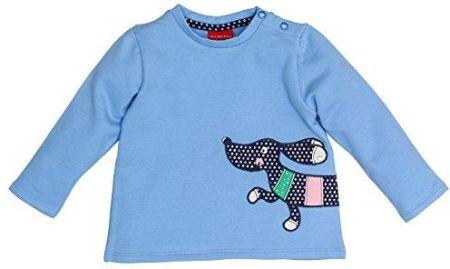 f3683c6b9 Amazon Salt and Pepper Baby-dziewczynka bluza szer. Sweat Funny Uni jamnik  - 74