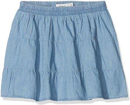01d5551e22803f Amazon Name it Baby-dziewcząt Rock, kolor: niebieski (Medium Blue Denim  Medium