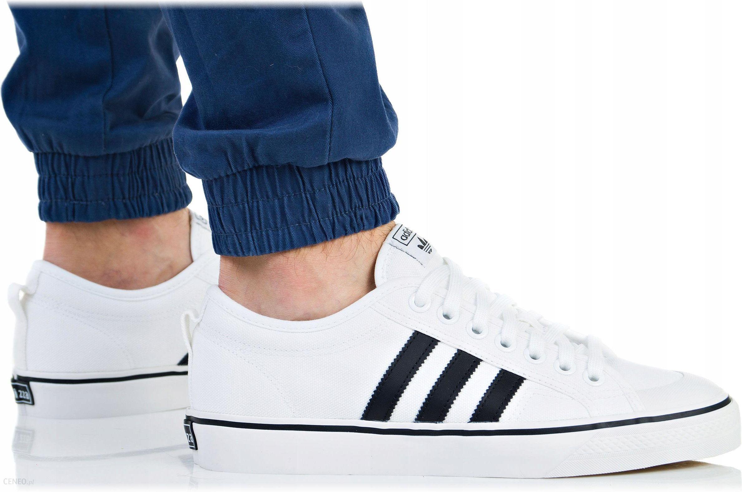 Buty Adidas Nizza AQ1066 Trampki Białe R. 42 Ceny i opinie Ceneo.pl