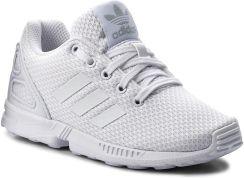 Buty adidas - Zx Flux C BB9103 Ftwwht Ftwwht Ftwwht eobuwie 97c8bdb18df88