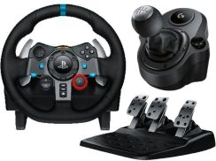 Produkt z Outletu: Kierownica Logitech G29 Racing Wheel + Force Shifter