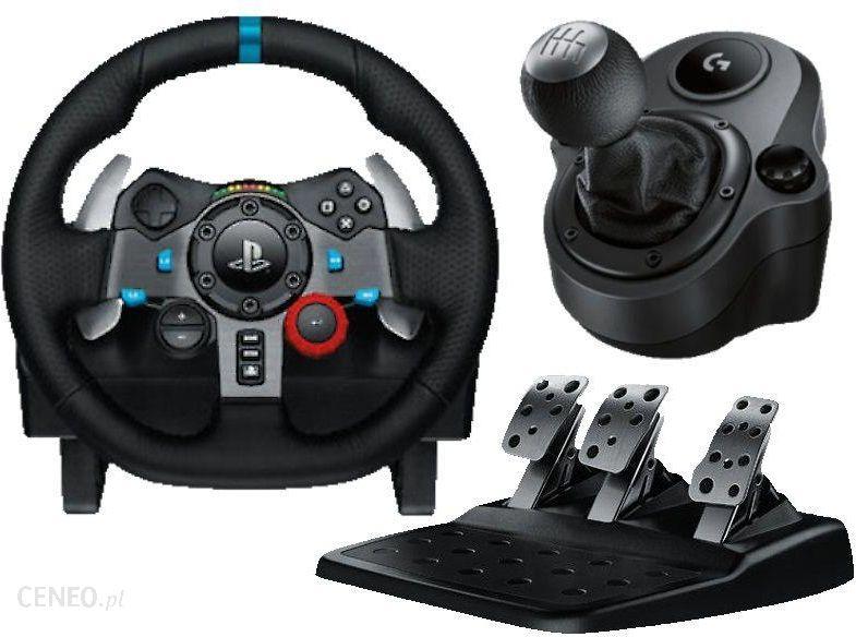 Produkt Z Outletu Kierownica Logitech G29 Racing Wheel Force Shifter