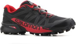 Salomon Buty męskie Speedcross Pro 2 BlackBarbados CherryBlack r. 42 23 (398429)
