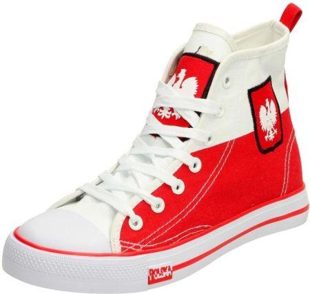 39c1527e4ed49 CONVERSE Trampki wysokie 'Chuck Taylor All Star' Czerwony / Biały ...