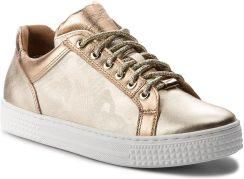 1378b64fd053f Sneakersy KAZAR - Casilda 32842-16-13 Gold eobuwie