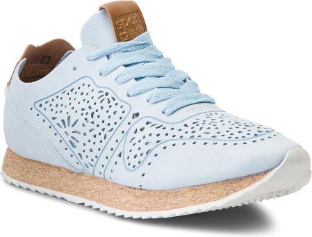 sale retailer 678ab 025fe Sneakersy BIG STAR - AA274555 Blue eobuwie