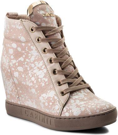 Sneakersy CARINII B4463 L96 000 000 C98