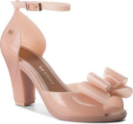 5ac378f9449a0 Sandały ZAXY - Diva Top Sandal Fem 82442 Light Pink 52898 AA285085 02064  eobuwie