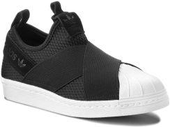 quality design ddcff 93178 Buty adidas - Superstar Slip On W B37193 CblackCblackFtwwht eobuwie