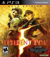 Resident Evil 5 Gold Edition (Gra PS3)