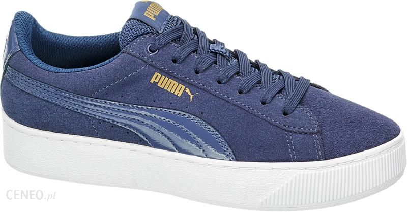 fbbf46cededa3 Puma sneakersy damskie Puma Vikky Platform - Ceny i opinie - Ceneo.pl