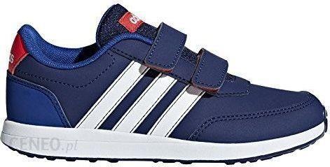 Buty dla dzieci Adidas Runfalcon C granatowe EG6147
