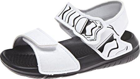 3c8692f1eb983 Adidas Sandały dziecięce DY Star Wars Alta Swim białe r. 23 (CQ0128 ...