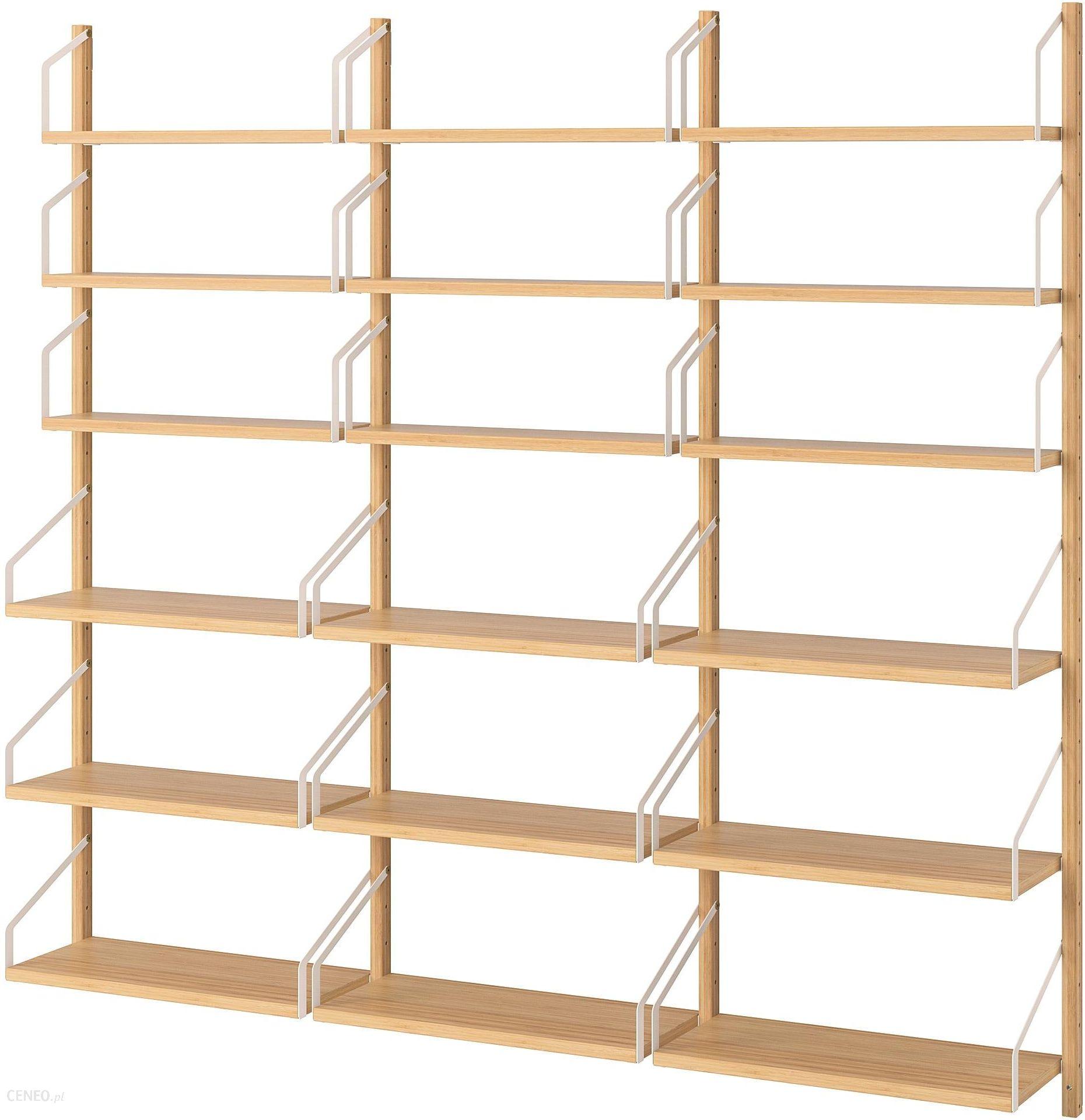 Ikea Svalnas Regał Montowany Do ściany S29184433 Opinie I Atrakcyjne Ceny Na Ceneopl