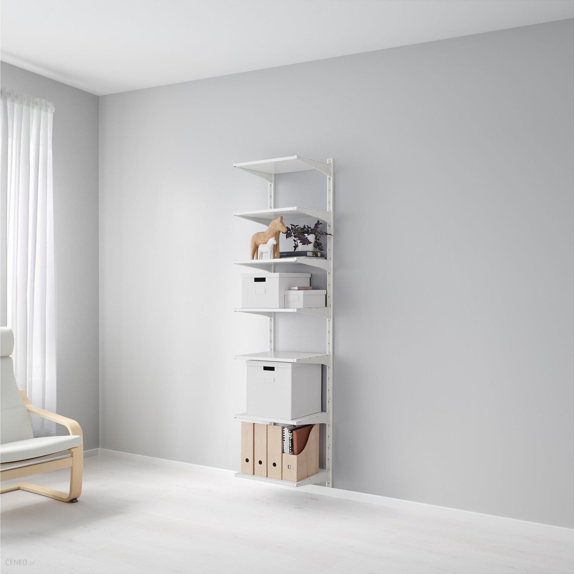 Ikea Algot Szyna ścienna Półki S79094213 Opinie I Atrakcyjne Ceny Na Ceneopl