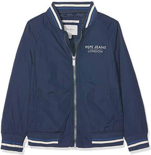 Amazon Pepe Jeans London chłopięca kurtka Wallace Jr niebieski (Ocean) Ceny i opinie Ceneo.pl