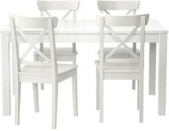 Ikea Bjursta Ingolf Stół I 4 Krzesła S29928264 Opinie I Atrakcyjne Ceny Na Ceneopl