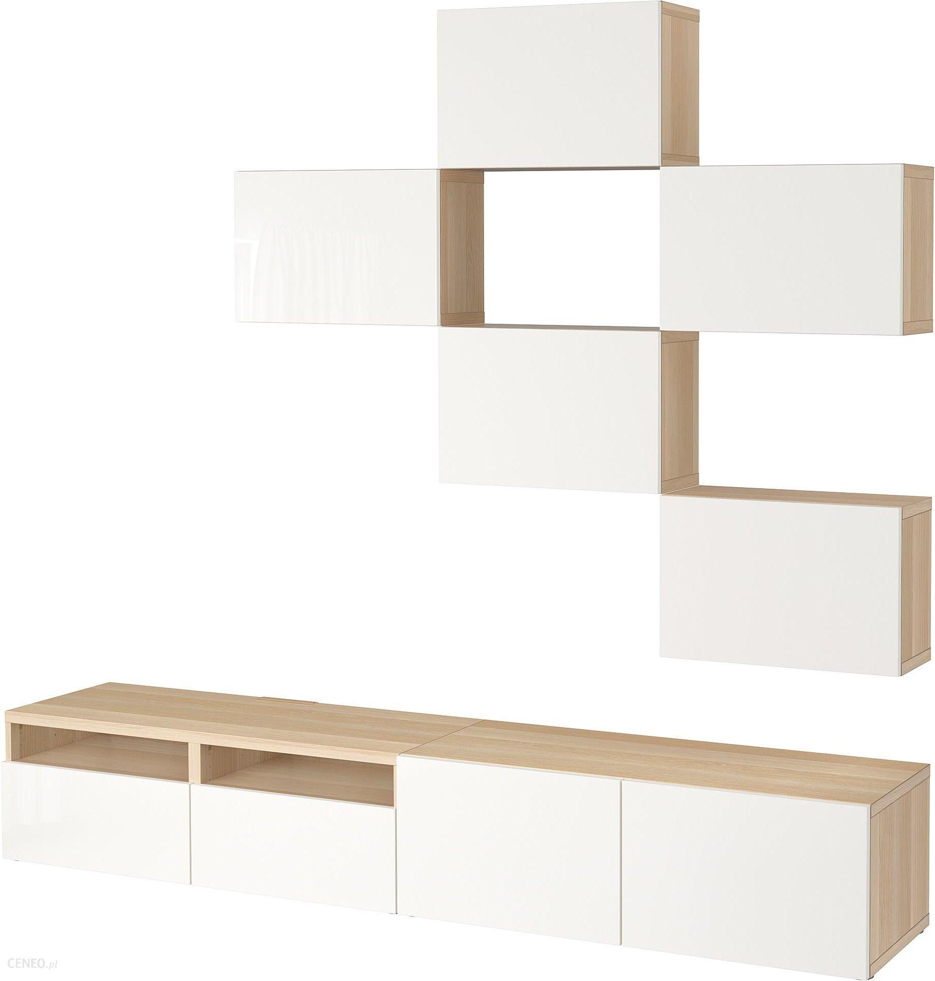 Ikea Besta Szafka Pod Tv S49191593 Opinie I Atrakcyjne Ceny Na Ceneopl