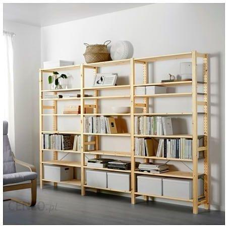 Ikea Ivar 3 Sekcje Półki S19903829