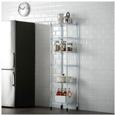 Ikea Omar 1 Sekcja Półki S19829090