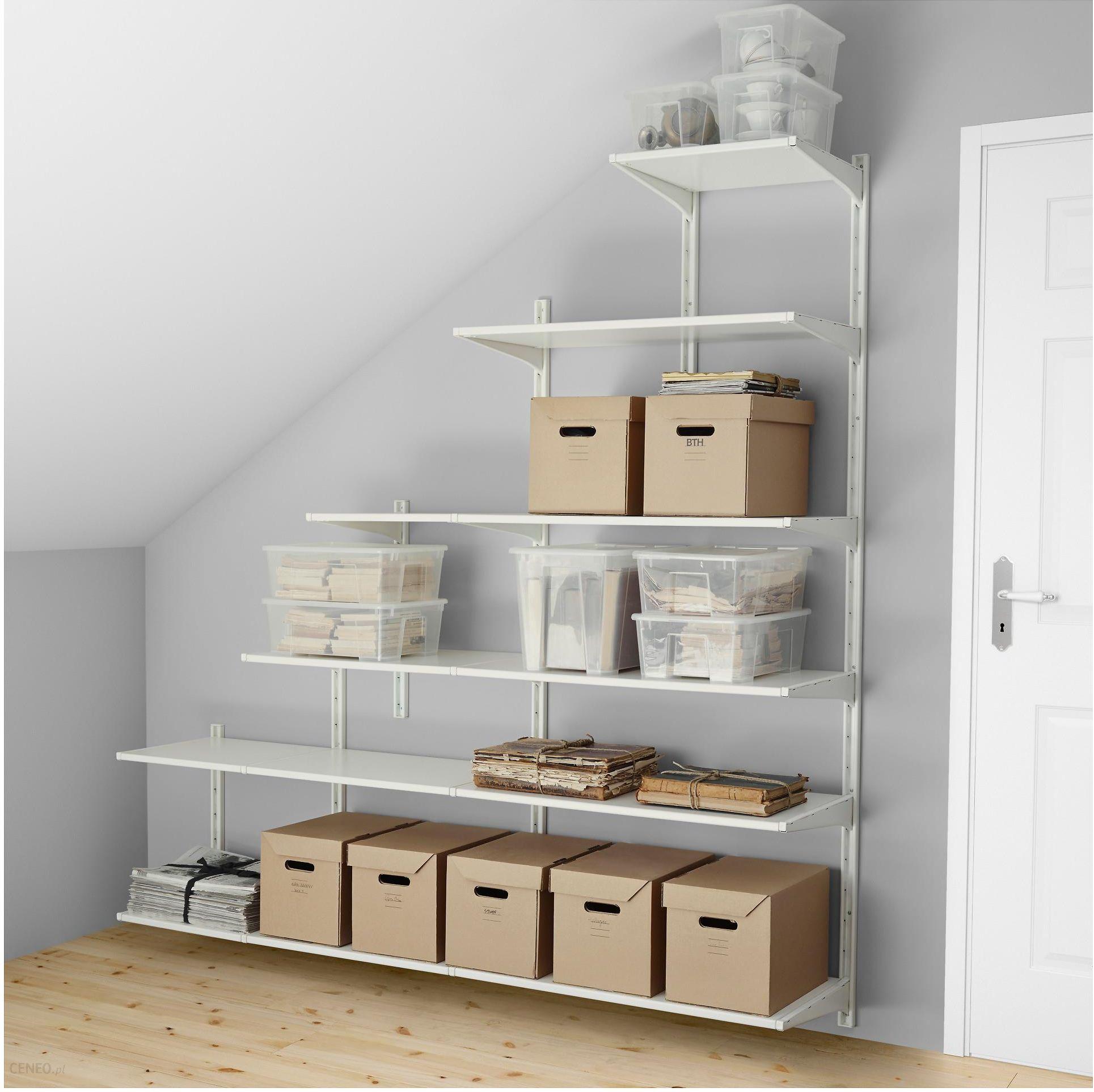 Ikea Algot Szyna ścienna Półki S59906345 Opinie I Atrakcyjne Ceny Na Ceneopl