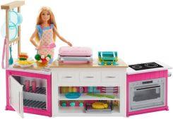 Barbie Zestaw Idealna Kuchnia Frh73 Ceny I Opinie Ceneopl