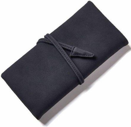 f08d0bfe67a03 NUCELLE Długi portfel ze wstążką Niebieski - Ceny i opinie - Ceneo.pl