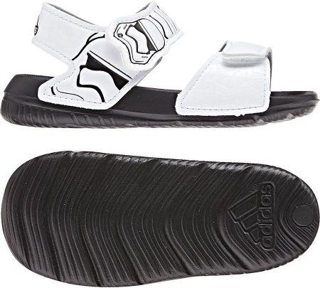 30568def Sandały adidas DY Star Wars Alta Swim CQ0128 rozm. 27. Sandały dziecięce ...