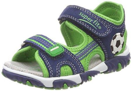 ba2115fb7b3 3b811d83a2de Podobne produkty do Geox sandały chłopięce Wader 38 czerwony.  Amazon Superfit chłopcy Mike 2 ...
