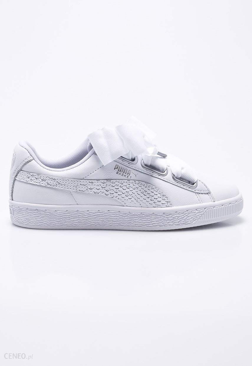 low priced d2732 bd9d0 Puma - Buty Basket Heart Oceanaire - Ceny i opinie - Ceneo.pl