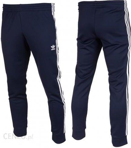dobrze out x kolejna szansa specjalne wyprzedaże Spodnie Adidas Originals dresowe meskie dresy SST TP DH5834