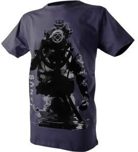 Nike Koszulka Nike B NP WM TOP LS Mock GFX 856134 010 856134