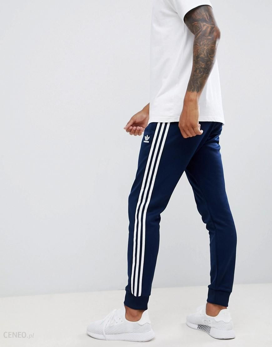 super cute 2e9f6 c9734 Adidas Originals Superstar Joggers In Navy DH5834 - Navy - Ceneo.pl