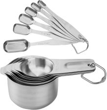13pcs Stainless Steel Measuring Cups and Spoons Set