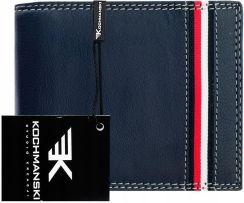 8ffa306dfa1b2 Patriotyczny młodzieżowy portfel Kochmanski skóra Allegro