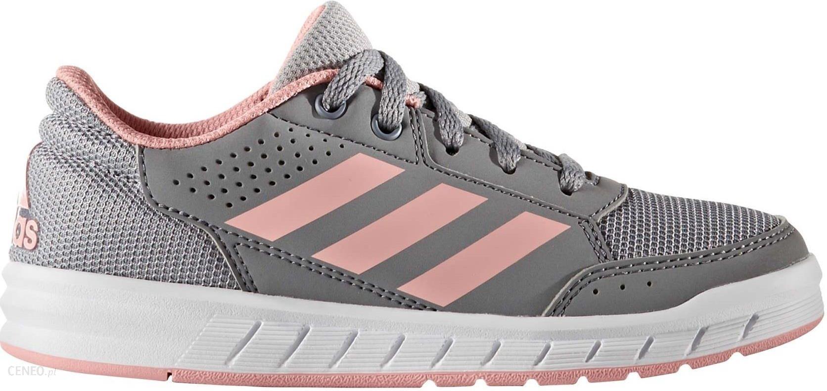 Buty dla dzieci adidas AltaRun CF K BB6396 Cena, Opinie