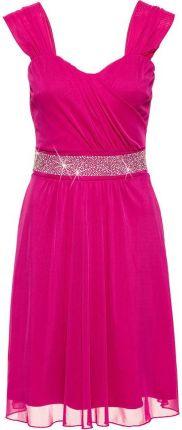 6f6b8b7e7d Sukienka koktajlowa niebieski 48 50 4XL 5XL 960373 - Ceny i opinie ...