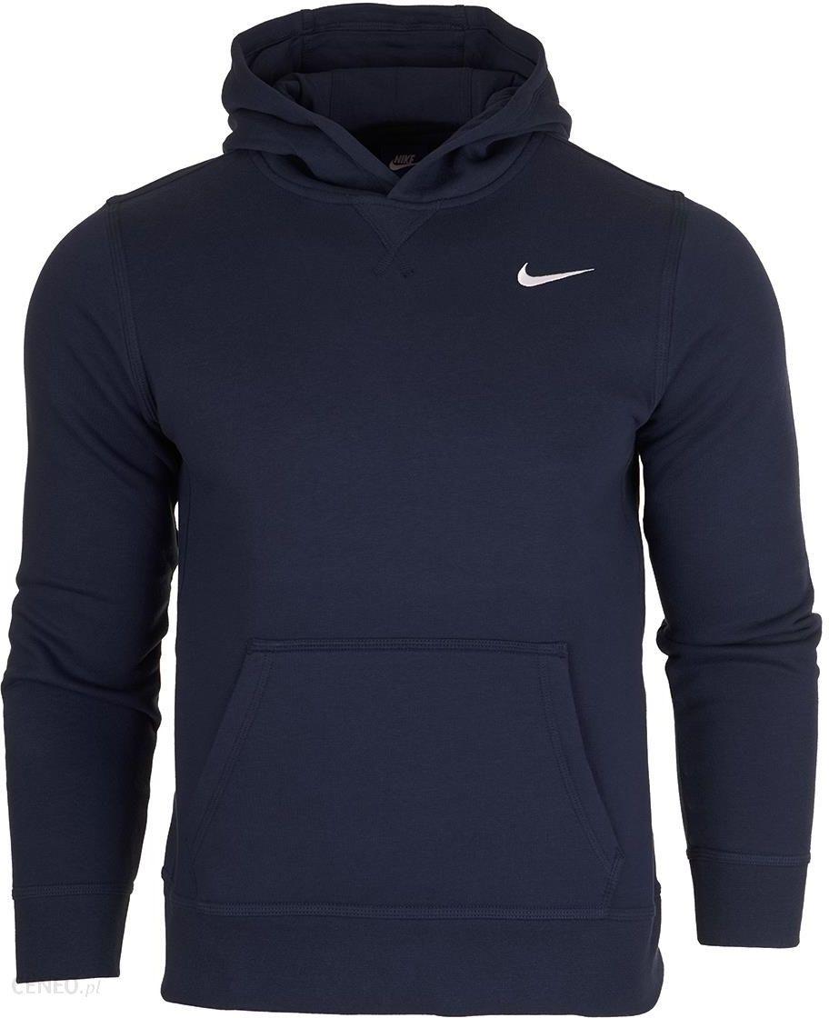 Bluza z kapturem Nike bawełniana JUNIOR roz.XL