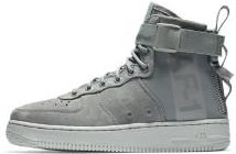 premium selection a29d3 007bc Buty damskie Nike SF Air Force 1 Mid - Szary - Ceny i opinie - Ceneo.pl