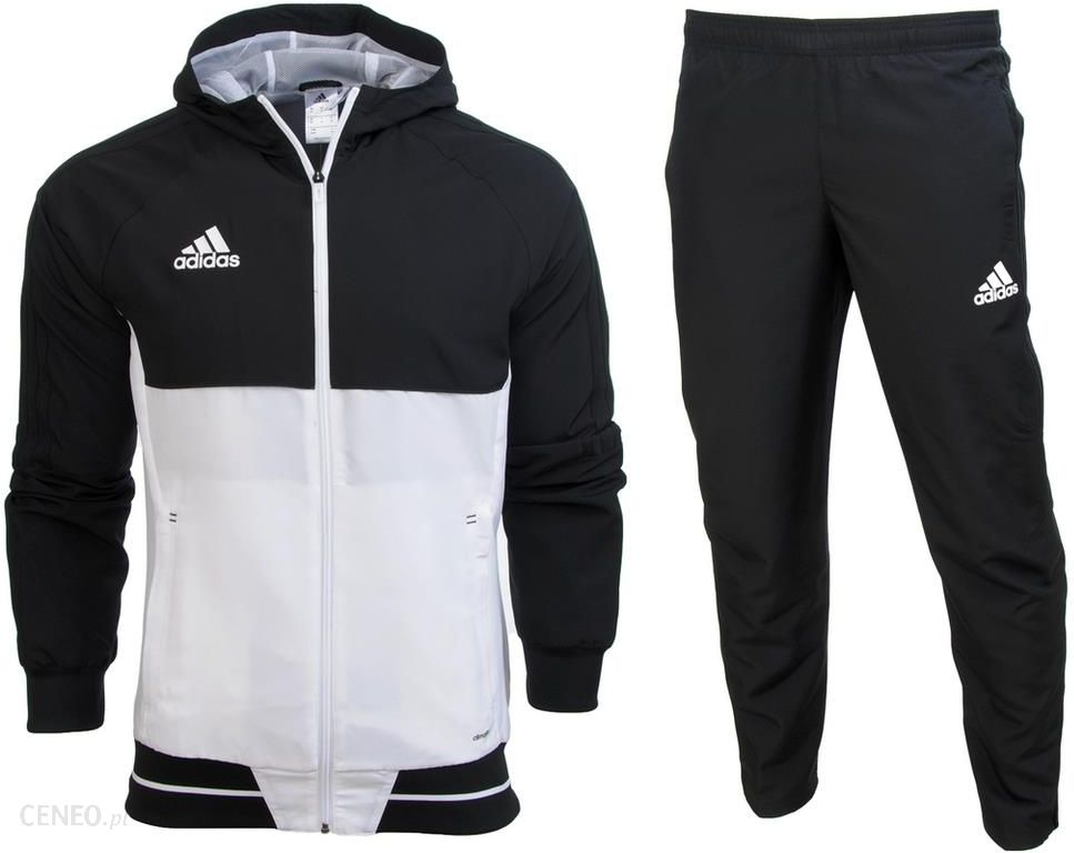 Adidas Dres Meski Spodnie Kurtka Tiro 17 M Ceny i opinie Ceneo.pl